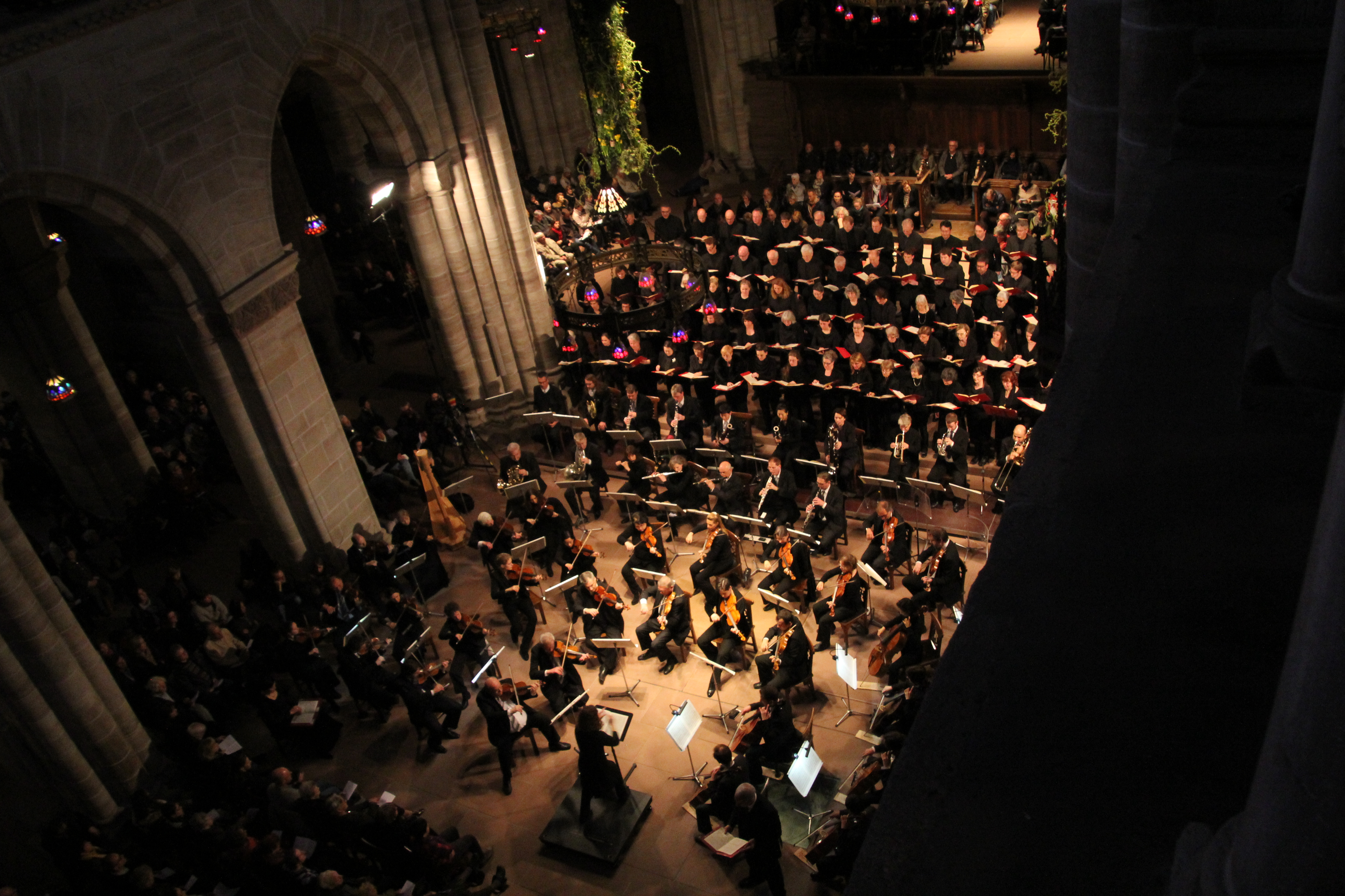 Konzerte Weihnachten 2019.Konzerte Basler Münsterkantorei